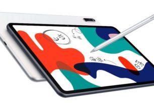 Huawei MatePad 5G mit 10,4 Zoll Display in China vorgestellt