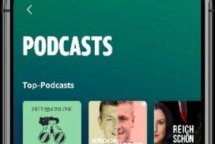 Amazon Music startet Podcasts für alle Kunden in Deutschland