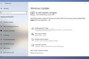 KB4577063 [Manueller Download]  Windows 10 2004 und Windows 10 20H2