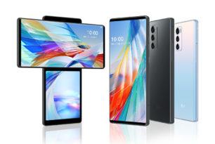 LG Wing: Neues Smartphone mit drehbarem Hauptdisplay offiziell vorgestellt