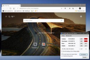 Microsoft Edge 85.0.564.63 Stable behebt 7 Sicherheitslücken + Ankündigung Tabs im Standby