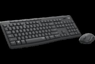 Logitech MK295 Silent Wireless Combo: Neues Maus- und Tastaturset vorgestellt
