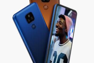 Motorola Moto E7 Plus offiziell vorgestellt (Update: Jetzt auch für Deutschland angekündigt)