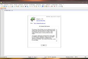 Notepad++ 7.9 mit sehr vielen Verbesserungen