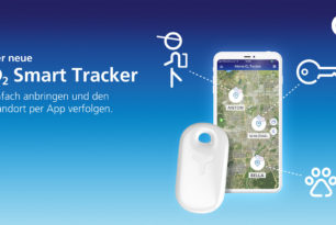 O2 stellt eigenen Smart Tracker offiziell vor