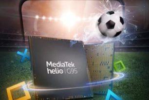 MediaTek Helio G95 Prozessor offiziell vorgestellt