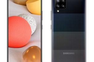 Samsung Galaxy A42 5G offiziell vorgestellt