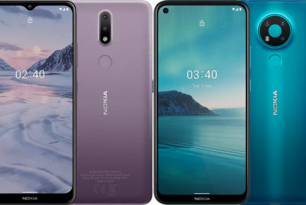Nokia 2.4 & Nokia 3.4 offiziell vorgestellt
