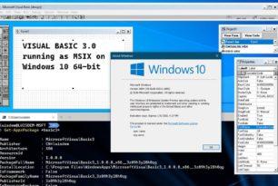 Windows 10 x64 16-Bit Programme ausführen (fast) kein Problem