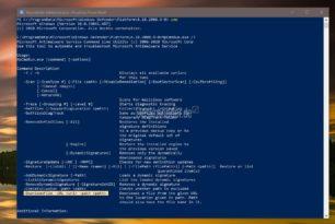 Windows Defender (MpCmdRun.exe) als Download-Manager nutzen? Kein Problem [Update: Und wieder entfernt]