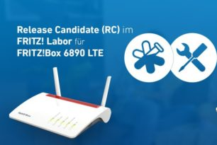 FRITZ!Box 6890 LTE mit Release Candidate FRITZ!OS 7.21  07.19-82270