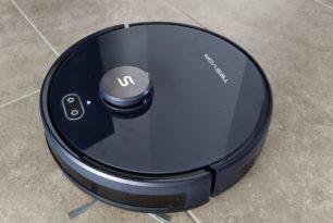 Tesvor S6 im Test: starke Saugkraft, nette Features für 300€