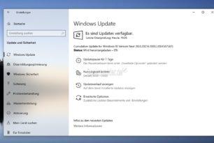 KB4587587 Windows 10 20236.1005 steht zum Download für die Insider bereit