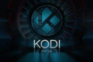"""Kodi """"Leia"""" 18.9 wurde kurz vor der 19.0 noch veröffentlicht"""
