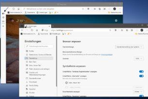Microsoft Edge: Vertikale Tabs wurden nun in der Canary und Dev offiziell freigegeben