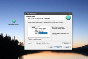 Open Shell (Open-Shell-Menu) 4.4.160 jetzt mit automatischen Updates