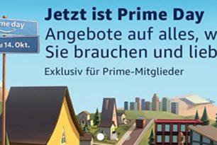 Amazon Prime Day gestartet