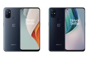 OnePlus Nord N100 & OnePlus Nord N10 5G offiziell vorgestellt