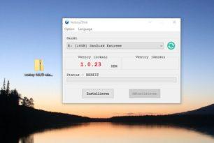Ventoy 1.0.23 ändert die Standardauflösung und 1.0.24 gleich hinterher