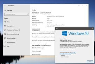 KB4586853 [Manueller Download] Windows 10 20H2 / 2004 19042.662 / 19041.662 korrigiert das Inplace Problem [Jetzt für alle]