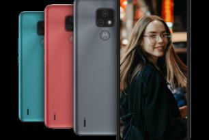 Motorola Moto E7 offiziell vorgestellt