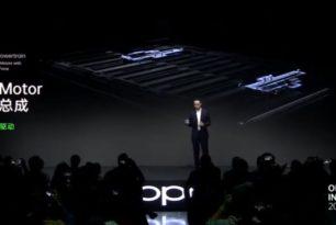 OPPO stellt das X 2021 mit ausziehbaren Display als Konzept vor