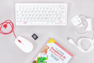Raspberry Pi 400 Eine Tastatur mit Computer für knapp 100 Euro