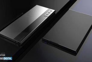 Samsungs Smartphone mit einem ausziehbaren Display als neues Note?