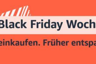 Amazon Black Friday Woche: Zahlreiche Amazon Geräte im Preis gesenkt