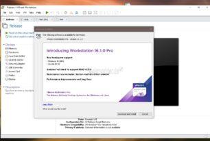 VMware Workstation 16.1.0 Pro und Player unterstützen nun die Windows 10 20H2 und mehr