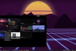 Lively Wallpaper 1.2.0.0 unterstützt nun auch Screensaver (Bildschirmschoner)
