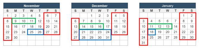 Windows 10 Dezember Update