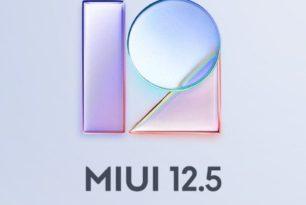 MIUI 12.5 von Xiaomi vorgestellt