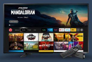 Amazon Fire TV: Neue Oberfläche wird verteilt