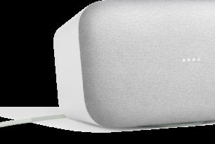 Google Home Max wird eingestellt