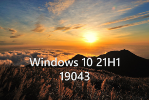 KB5000736 Feature-Update Windows 10 21H1 19043 [Manueller Download] [2.Update]