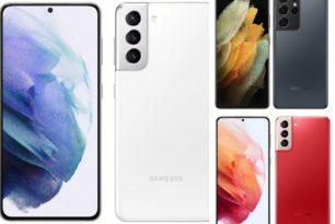 Samsung Galaxy S21, S21+ & S21 Ultra offiziell vorgestellt