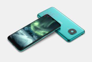 Nokia 6.3 (oder 6.4): Render-Bilder samt Render-Video landen im Netz
