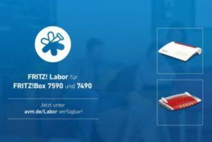 FRITZ!Box 7590 und 7490 mit einem weiteren Update | 22.01.21