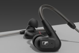 Sennheiser IE 300: Neue kabelgebundene In-Ear-Kopfhörer vorgestellt