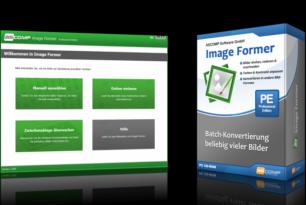 Image Former Bilder anpassen, konvertieren und mehr – Neue Software von Ascomp [Gewinnspiel]