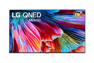 LG QNED TV: TV-Modelle mit neuer Mini-LED-Technik angekündigt