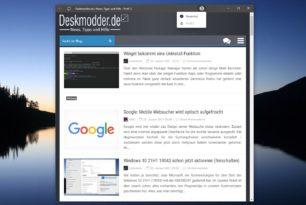 Microsoft Edge: PWAs mit Profilwechsel-Funktion