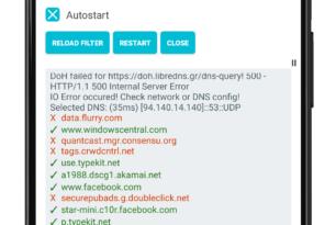 personalDNSfilter  – ein kleiner aber feiner Content-Blocker für Windows, Linux, Android