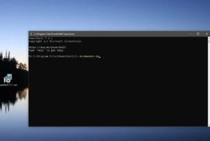 PowerShell 7.1.1 als Wartungsupdate behebt einige Fehler
