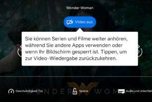 """Netflix: """"Nur Audio"""" Funktion landet in der aktuellen Betaversion"""