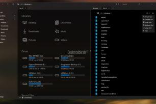 Shrestha Files Pro – Als Windows 10 Datei Explorer App noch kurzzeitig kostenlos