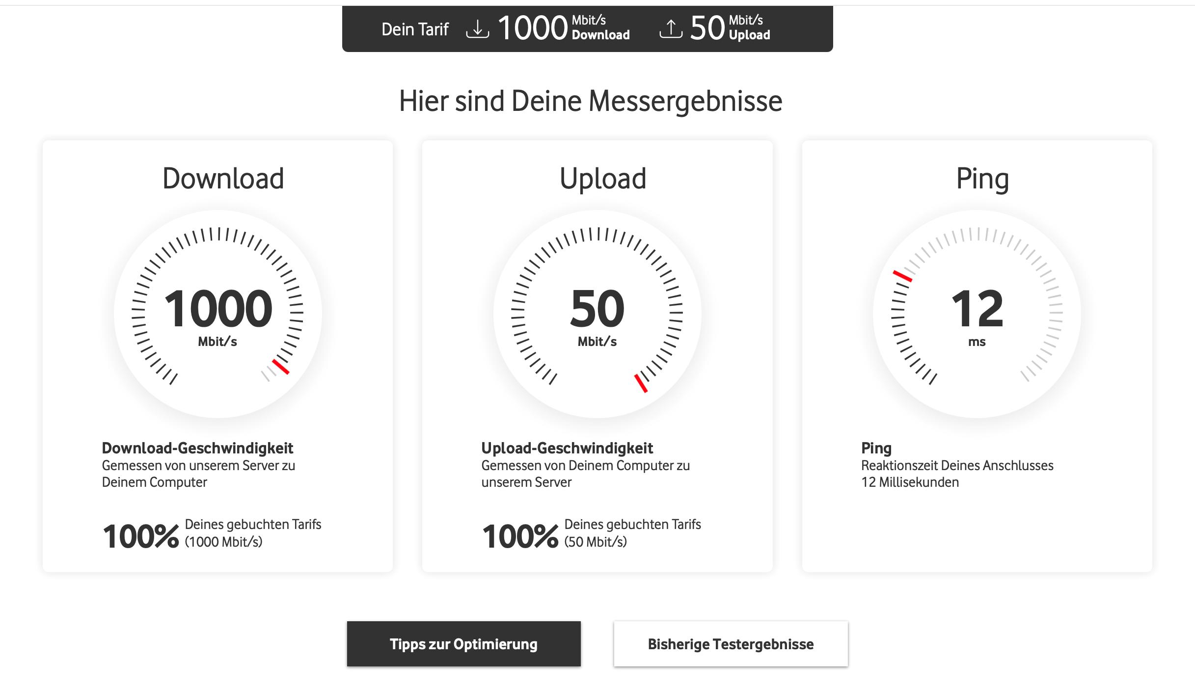 Vodafone startet Speedtest Plus für Kabelkunden › Macerkopf