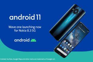 Nokia 8.3 5G: Upgrade nach Android 11 wird verteilt