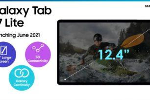 Samsung Galaxy Book Go, Galaxy Book Pro, Galaxy Tab A7 Lite & Galaxy Tab S7 Lite zeigen sich